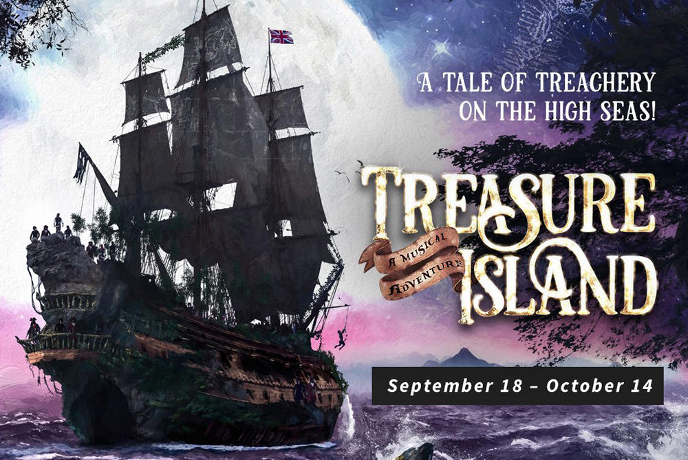Try, Try Again: Treasure Island